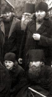 Игумен Феодор и инок Ферапонт