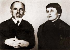 Осип Мандельштам и Анна Ахматова