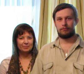 Светлана Коппел-Ковтун и Андрей Ковтун