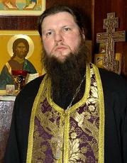 Священник Алексий Зайцев