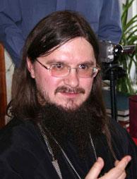 Cвященник Даниил Сысоев