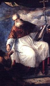 Тициан. Святой Иоанн Милостивый