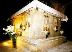 Храм святителя Николая в г. Бари