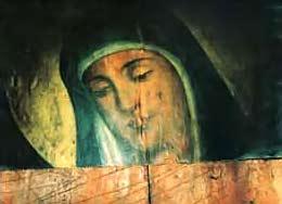 Икона Божией Матери «Скорбящая»