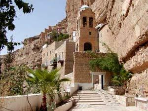 Монастырь св.Георгия Хозевита