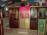 Нижний придел храма