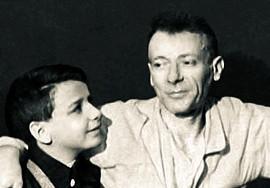 Сын жены Булгакова Сергей