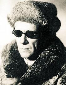 Когда Булгаков ослеп, ходил в черных очках