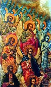 Богородица Честнейшая Херувим