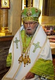 Митрополит Харьковский и Богодуховский Никодим