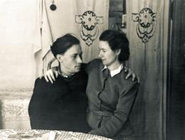 Ю.К. Авдеев с женой Любовью Яковлевной