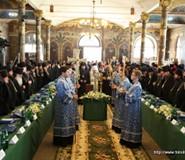 Юбилейный собор Украинской Православной Церкви
