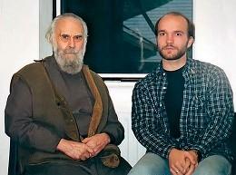 Митрополит Сурожский Антоний и Игорь Петровский