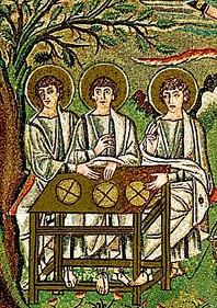 Ветхозаветная Троица