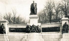 Памятник Александру II в Киеве