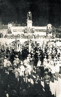 Похороны П. А. Столыпина. Киев. 1911 г.