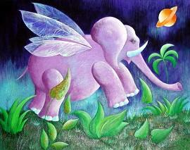 Слон, который хотел летать