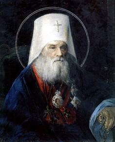 Святитель Иннокентий (Вениаминов)