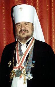 Митрополит Феодосій
