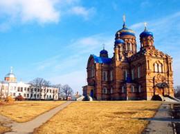 Козельщинский монастырь