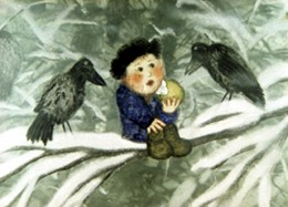 Кадр из мультфильма «Сказка сказок»