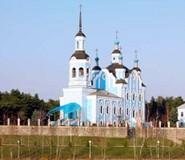 Николаевский собор г. Комсомольск