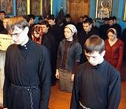 Вдумчивая молитва для семинаристов — главное