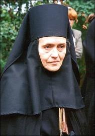 Монахиня Лидия (Державина)