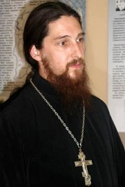 Священник Дмитрий Шишкин