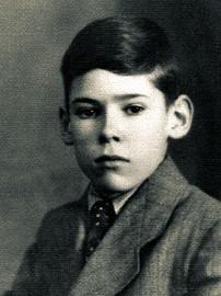 Алексей Ридигер в детстве