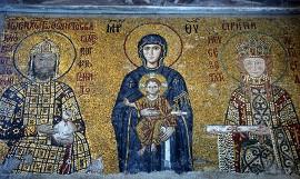 Мозаики Святой Софии