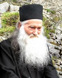 Архимандрит Иустин (Пырву)