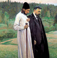 Михаил Нестеров. Философы