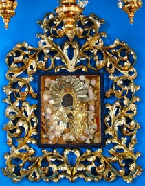 Владимирская Пушкарёвская икона Богородицы