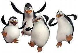 Кадр из мультфильма «Пингвины из Мадагаскара»