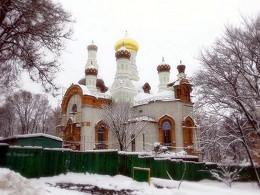 Храмовый комплекс в честь Преподобного Сергия Радонежского