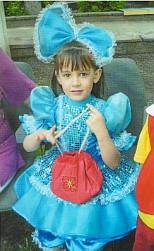 Катя 5 лет