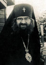 Архиепископ Иоанн (Максимович). Монтерей (Калифорния), 1959 г.
