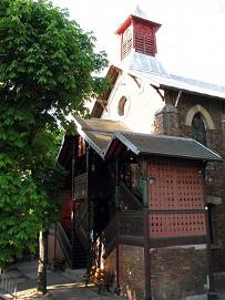 Православный Свято-Сергиевский богословский институт в Париже