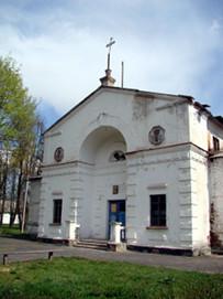 Відродження Свято-Троїцького Велико-Будищанського монастиря