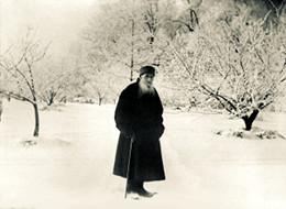 Лев Толстой. Ясная Поляна, 1903 год