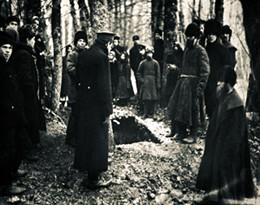 Похороны Льва Толстого. Ясная Поляна. 1910 год