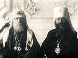 Патріарх Тихон та митрополит Веніамін