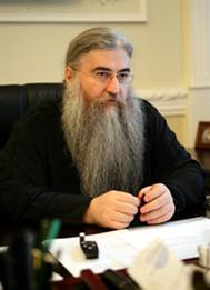 Митрополит Саратовский и Вольский Лонгин (Корчагин)