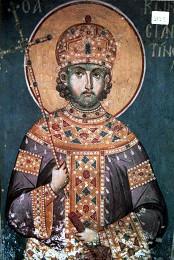 Святой равноапостольный Константин