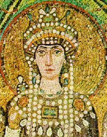Византийская императрица Феодора