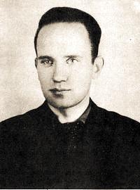 Борис Викторович Раушенбах. Нижний Тагил, 1946
