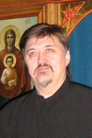 Священник Игорь Савва
