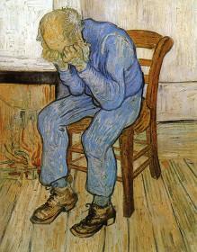 Винсент Ван Гог. Старик