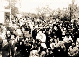 Похороны старца Серафима